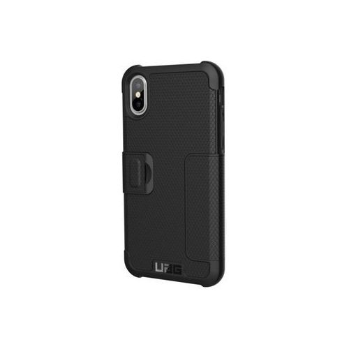 Etui urban armor gear metropolis apple iphone x xs black - czarny marki Uag
