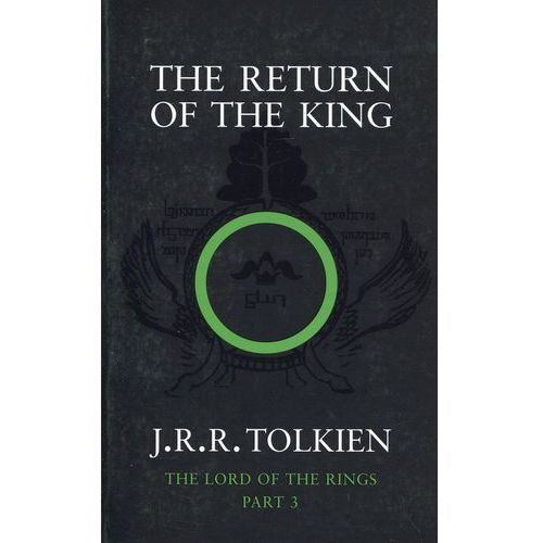 The return of the King v.3 The lord of therings - J. R. R. Tolkien (624 str.)