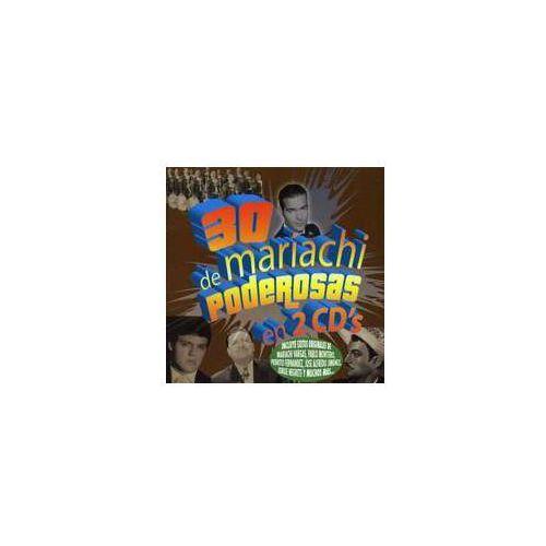 30 De Mariachi Poderosas / Różni Wykonawcy, CI60156.2