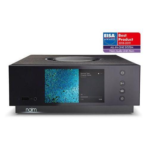 NAIM Uniti Atom HDMI - odtwarzacz all-in-one ciesz się bogatym i czystym dźwiękiem | Gwarancja 2-lata | Raty 0% (5060332107285)