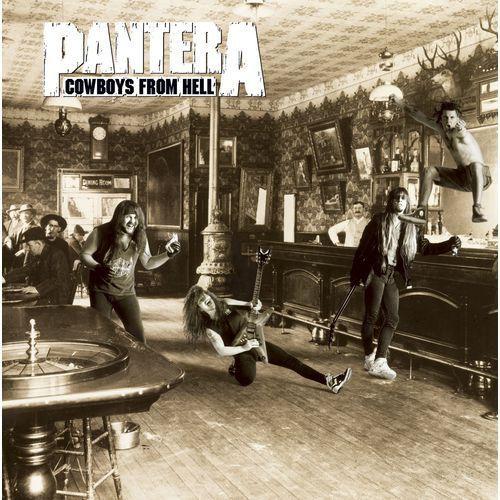 Pantera - COWBOYS FROM HELL (pop)