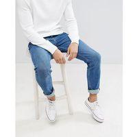 friday skinny fit jeans cricket blue - blue marki Weekday