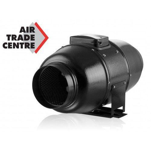 Wentylator kanałowy, osiowy, metalowy, cichy 200mm, 1020 m3/h (TTMIXSILENT200)