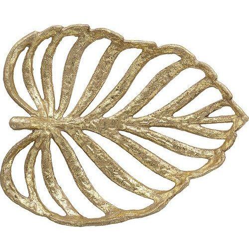 Dekoracja złoty liść marki Bloomingville