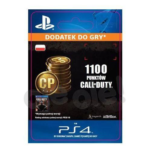 Call of duty: black ops iii - 1000+100 punktów [kod aktywacyjny] marki Sony