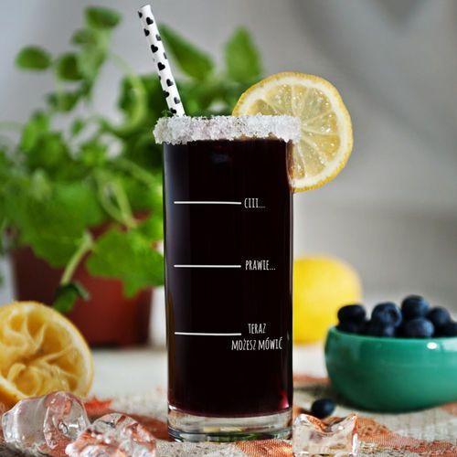 Mygiftdna Ci... - grawerowana szklanka do drinków - szklanka