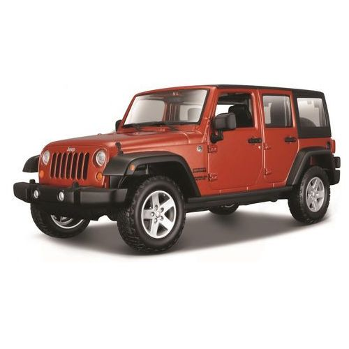 jeep wrangler unlimited marki Maisto
