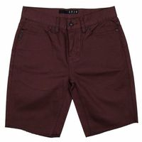 szorty KREW - K Slim 5 Pocket Shor Oxblood (602) rozmiar: 28