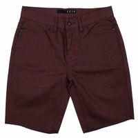szorty KREW - K Slim 5 Pocket Shor Oxblood (602) rozmiar: 30