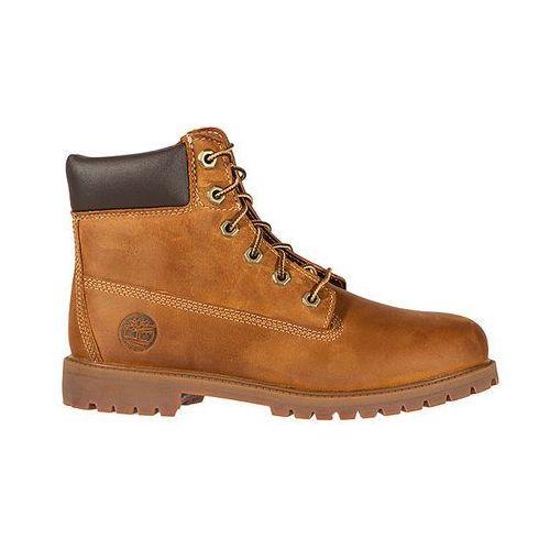 Buty Timberland Authentic 6 inch Rust Waterproof - produkt z kategorii- Pozostałe obuwie dziecięce