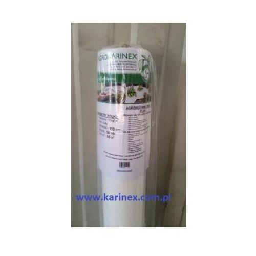 Agrowółknina zimowa PP 50 g/m2 biała 1,1 x 50 mb., PP 50/110/50/B rolka