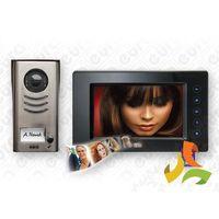 Wideodomofon 4-żyłowy kolorowy z pamięcią i dotykowym ekranem 7'' VDP-29A5 EURA (5905548273006)