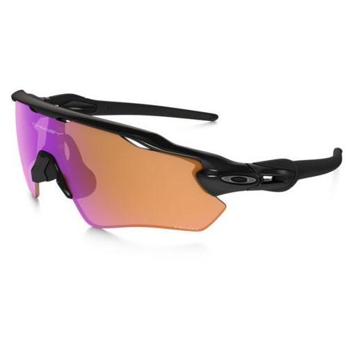 Oakley prizm trail radar ev path okulary rowerowe mężczyźni czarny okulary