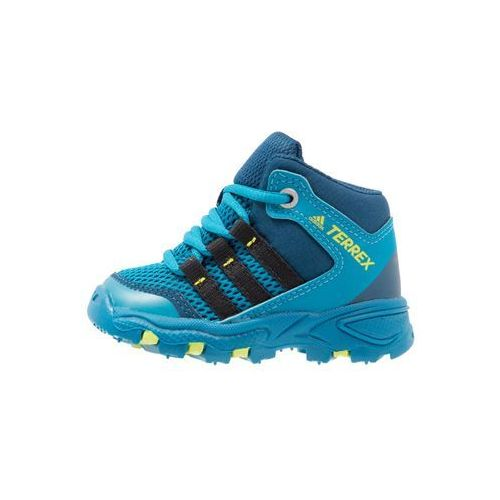 adidas Performance AX2 I Buty trekkingowe blue/core black/mystery petrol, kolor niebieski