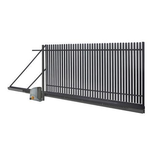 Brama przesuwna z automatem daria 2 400 x 150 cm lewa marki Polbram steel group