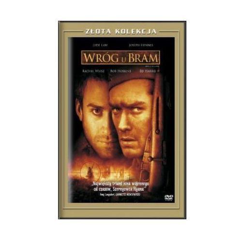 Wróg u bram (DVD) - Jean Jacques Annaud. DARMOWA DOSTAWA DO KIOSKU RUCHU OD 24,99ZŁ