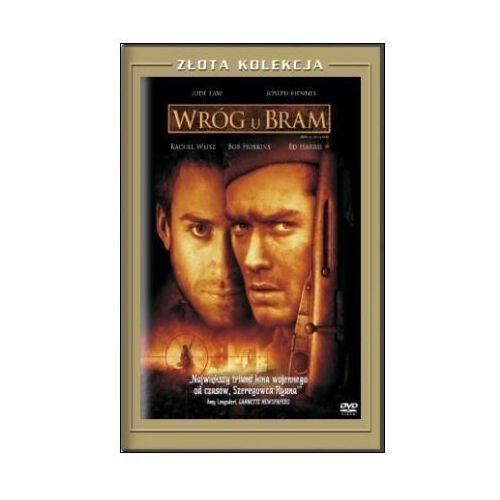 Wróg u bram (DVD) - Jean Jacques Annaud - sprawdź w wybranym sklepie