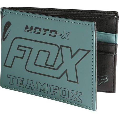 Portfel - throttle wallet emerald (294) rozmiar: os marki Fox