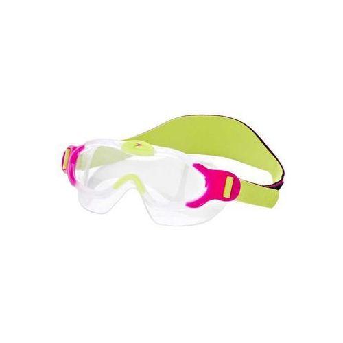 Speedo Maska do pływania sea squad dziecięca 8087638029 (5051746893338)