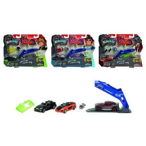Zabawka majorette klikcarz starter z samochodzikiem marki Simba