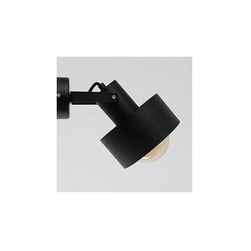 Lampa ścienna fay wall plus - czarny marki Customform