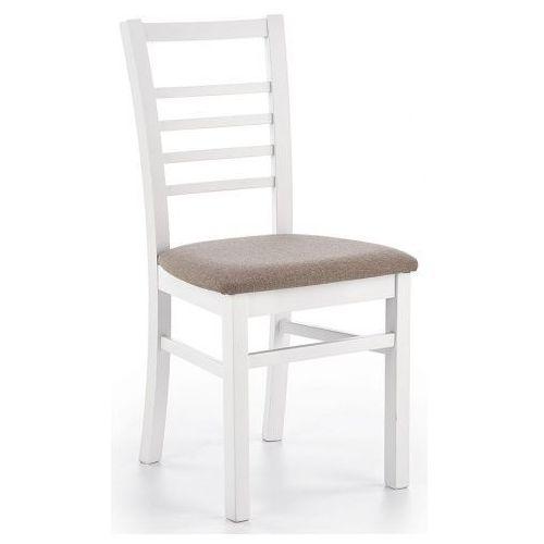 Krzesło drewniane Loren - białe