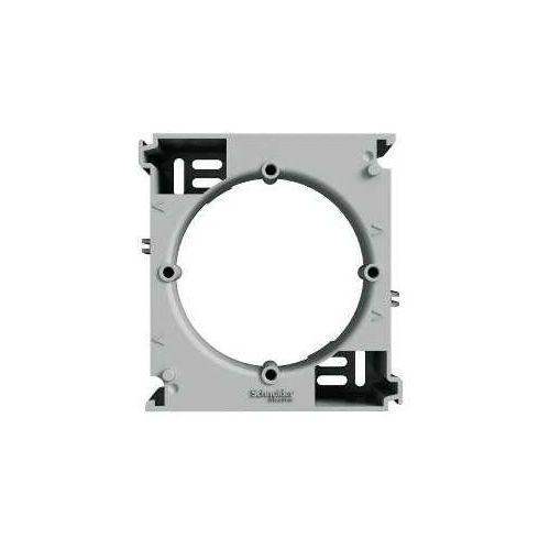 Podstawa naścienna asfora eph6100261 rozszerzająca puszka natynkowa aluminium marki Schneider