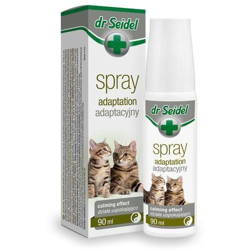 Spray adaptacyjny dr seidla dla kotów 90ml marki Dr seidel
