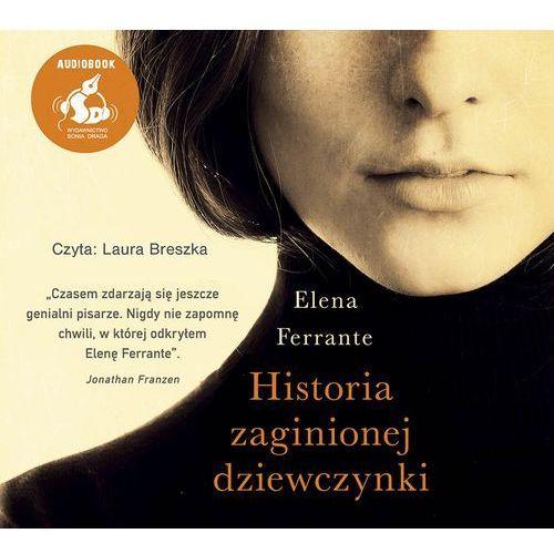 Historia zaginionej dziewczynki (audiobook CD) - Elena Ferrante (9788381101585)