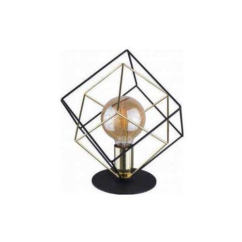 Tklighting Tk lighting alambre 5450 lampa stołowa lampka 1x60w e27 czarny (5901780554507)