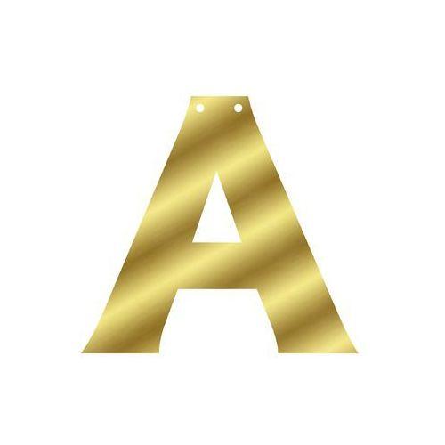 Baner personalizowany łączony - litera a marki Congee.pl