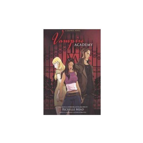 Vampire Academy: A Graphic Novel (9780606230681)
