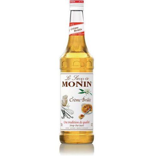 CRÈME BRÛLÉE MONIN syrop smakowy 0,7l (napój)
