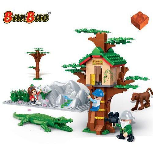 Klocki konstr banbao safari domek pud Darmowa wysyłka i zwroty