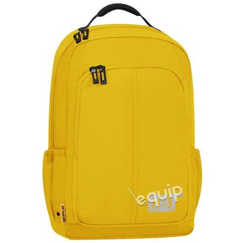 Plecak na laptopa Caterpillar Innovado - yellow, kolor yellow