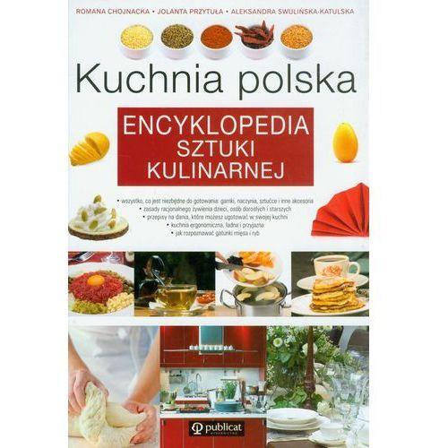 Kuchnia polska. Encyklopedia sztuki kulinarnej, oprawa twarda