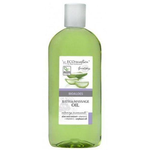 Eco receptura Bioaloes - olejek do masażu i kąpieli 300 ml, 36315