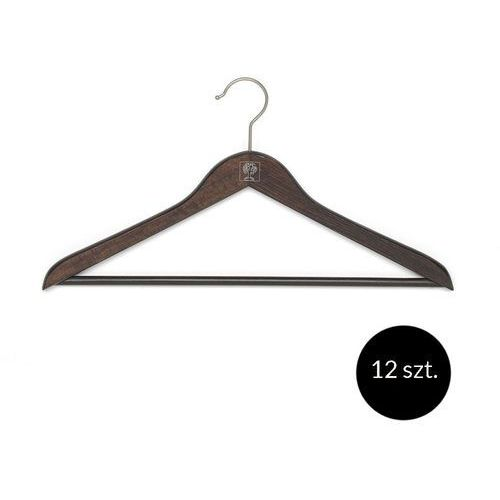 Zestaw 12 drewnianych wieszaków na ubrania Foppapedretti - Canaletto