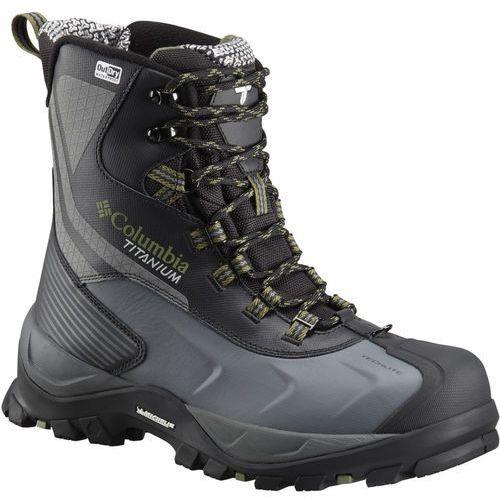 powderhouse titanium omni-heat 3d outdry buty mężczyźni szary/czarny us 9,5   eu 42,5 2018 kozaki sportowe marki Columbia