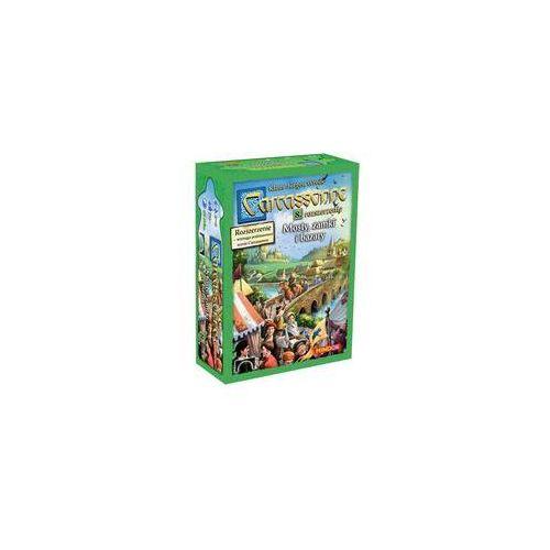 Carcassonne: Mosty, zamki i bazary (druga edycja polska) - Poznań, hiperszybka wysyłka od 5,99zł!