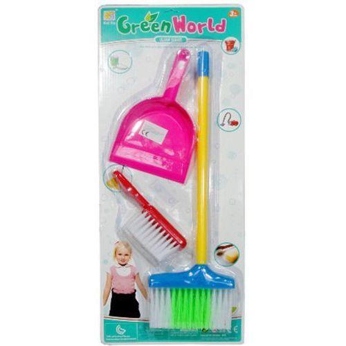 Zabawka SWEDE G1085 Zestaw do sprzątania