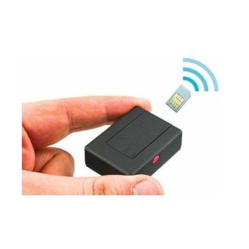 Mini-podsłuch otoczenia (zasięg cały świat!) do budynku, pojazdu, biura, garażu + funkcja vox + sos. marki Spy