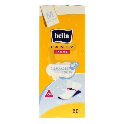 Wkładki higieniczne bella panty intima m 20 sztuk darmowa dostawa od 180 zł! szybka realizacja zamówienia! marki Tzmo