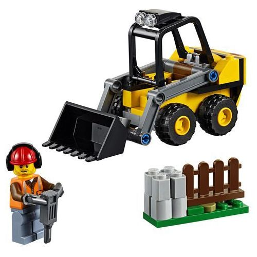 LEGO Zestaw City Great Vehicles 60219 Koparka