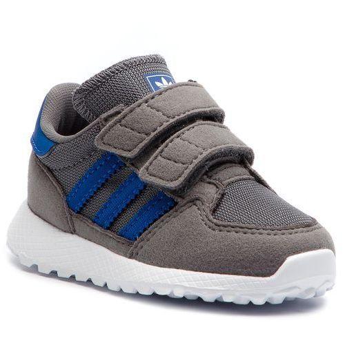 Buty adidas - Forest Grove Cf I AQ1803 Grefou/Croyal/Ftwwht/Griqua/Blroco/Ftwbla, kolor szary