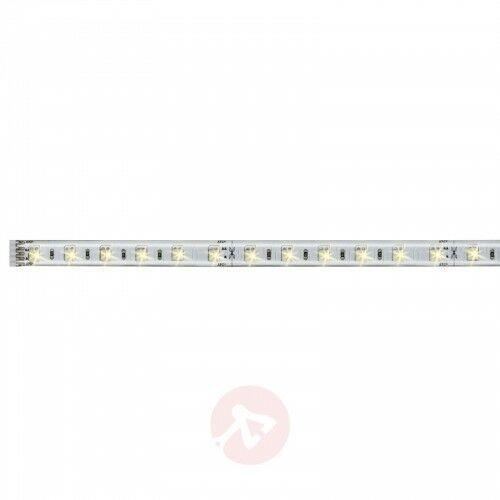 Taśma przedłużająca MaxLED 100 cm biała regulowana, kolor biały