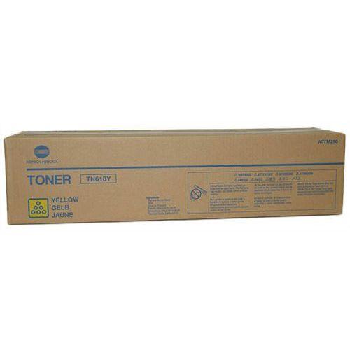 Minolta Oryginalny toner konica tn-613y [a0tm250] yellow