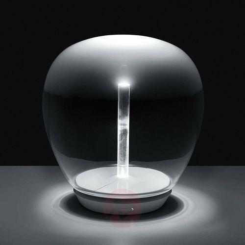 Artemide empatia szklana lampa stołowa led, Ø 26cm (8052993014092)