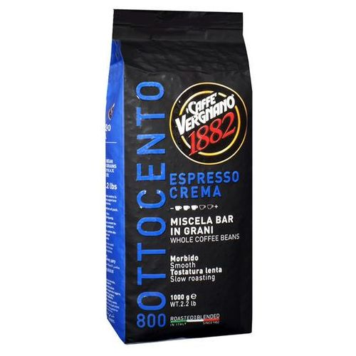 Vergnano espresso crema 800 6 x 1 kg marki Caffe vergnano