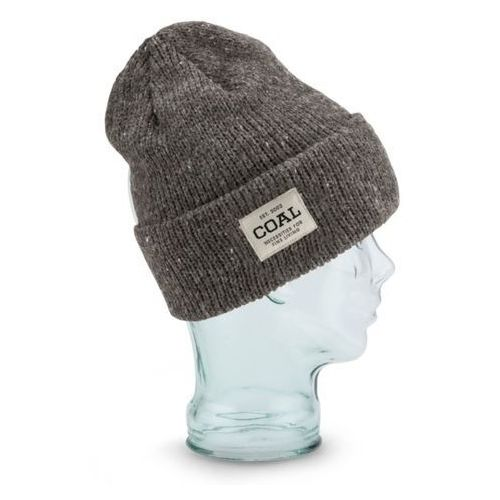 czapka zimowa COAL - The Uniform SE Heather Black (03) rozmiar: OS, kolor czarny
